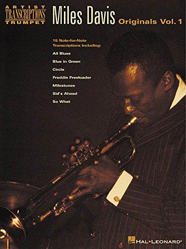 9780634005022: Miles Davis - Originals Vol. 1 (Artist Transcriptions)