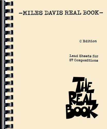 9780634005046: Miles Davis Real Book
