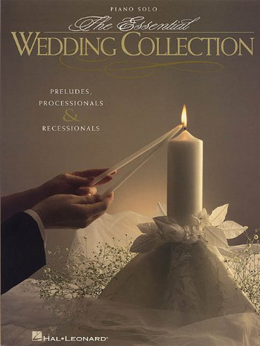 9780634005183: The Essential Wedding Collection: Piano Solo