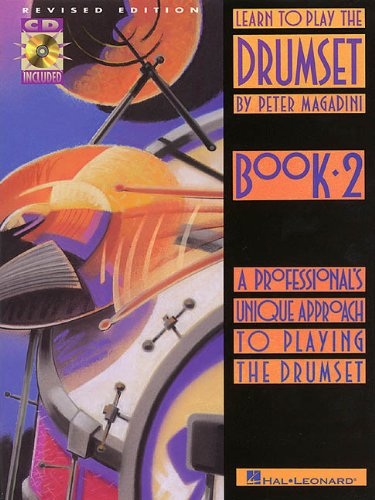 9780634005251: Learn to Play the Drumset - Book 2: Book 2/CD Pack