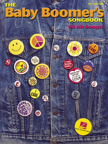 9780634005473: The Baby Boomer's Songbook (Piano/Vocal/Guitar Songbook)