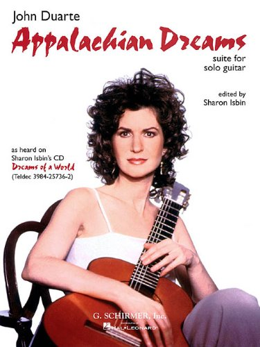 9780634005886: Appalachian Dreams: Guitar Solo