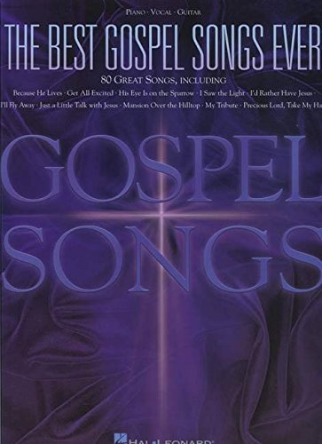 9780634006029: The Best Gospel Songs Ever