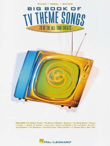 9780634006142: Big Book of TV Theme Songs