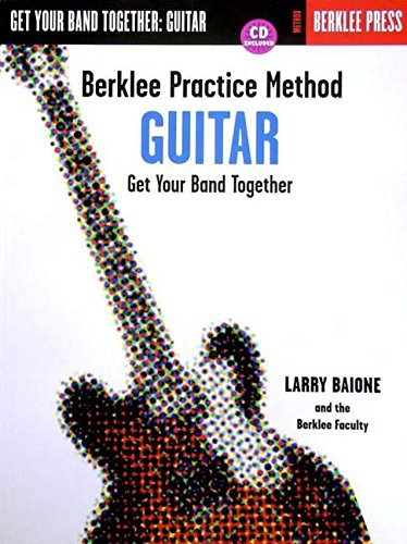 9780634006494: Berklee Practice Method: Guitar