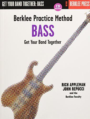 9780634006500: Berklee Practice Method: Bass - Get Your Band Together