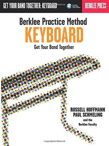 9780634006517: Berklee Practice Method: Keyboard Book & Online Audio