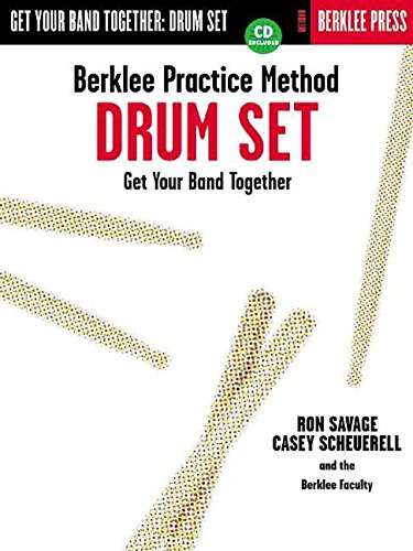 9780634006524: Berklee Practice Method: Drum Set