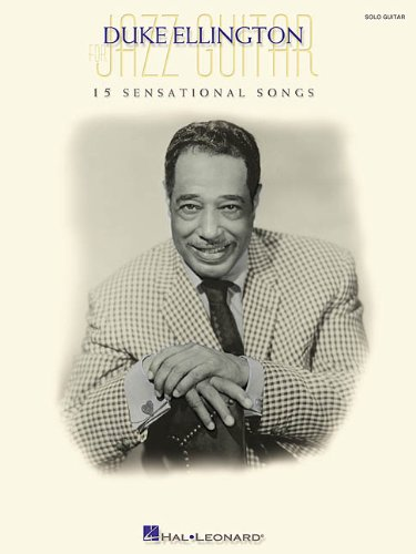 9780634006531: Duke Ellington for Jazz Guitar