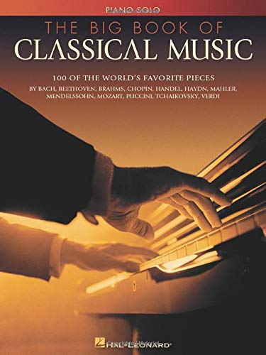 9780634006814: The Big Book of Classical Music