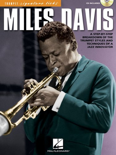 9780634006883: Miles Davis: Trumpet Signature Licks