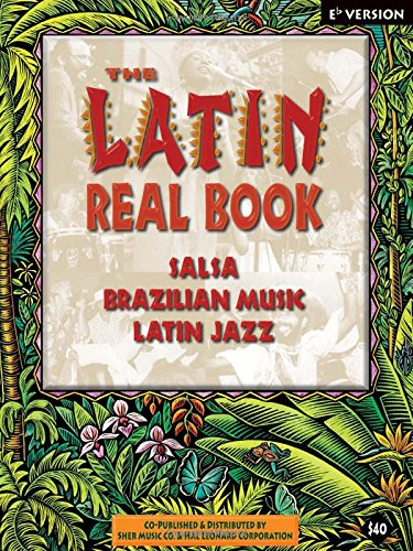 9780634006937: The Latin Real Book - E-flat Edition