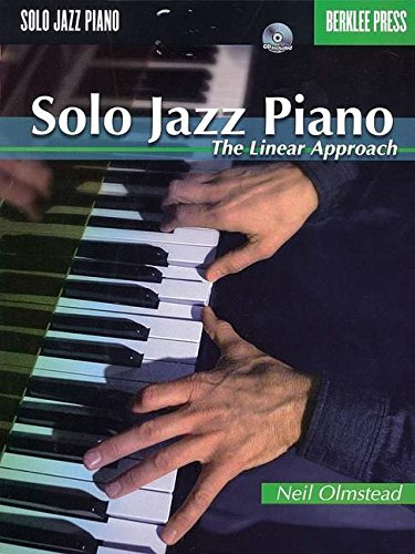 9780634007613: Solo Jazz Piano: The Linear Approach