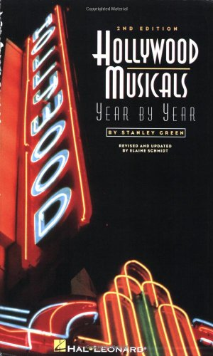 9780634007651: Hollywood Musicals Year by Year