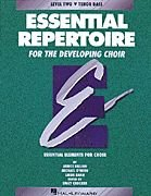 9780634007828: Essential Repertoire for the Developing Choir: Essential Elements for Choir, Level 2 Tenor Bass