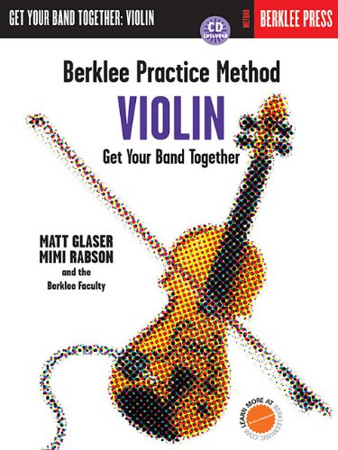 9780634007927: Berklee Practice Method: Violin