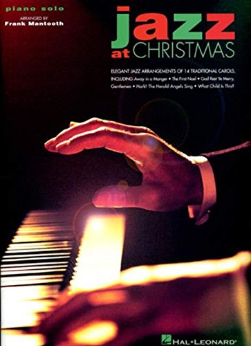 9780634008580: Jazz at Christmas