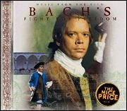 9780634008825: Bach's Fight for Freedom CD