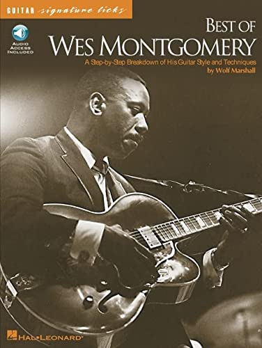 9780634009020: Best of Wes Montgomery (Signature Licks)