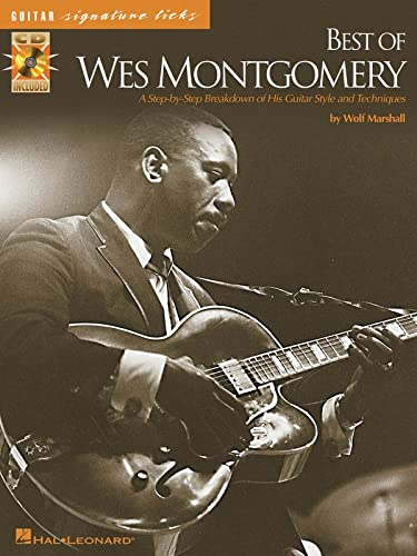 9780634009020: Best of Wes Montgomery: Guitar (Signature Licks)