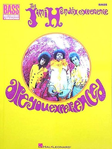 9780634009198: Jimi Hendrix - Are You Experienced
