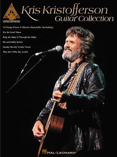Kris Kristofferson Guitar Collection (Guitar Recorded Versions): Kristofferson, Kris