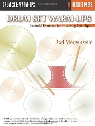 9780634009655: Drum Set Warm-Ups: Essential Exercises for Improving Technique (Workshop Berklee Press)