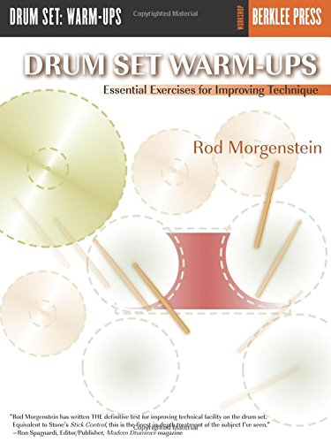 9780634009655: Drum Set Warm-Ups: Essential Exercises for Improving Technique