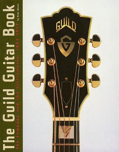 9780634009662: The Guild Guitar Book