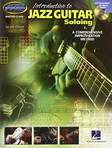 9780634009709: Introduction to Jazz Guitar Soloing: A Comprehensive Improvisation Method