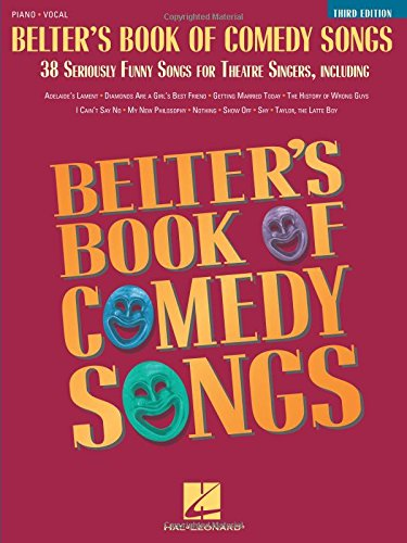 Belter's Book of Comedy Songs