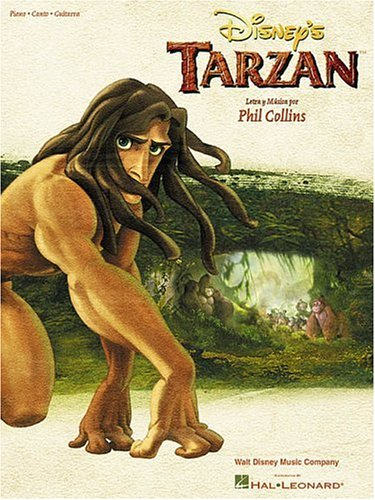 9780634010101: Disney'S Tarzan (Spanish Édition) Piano, Voix, Guitare