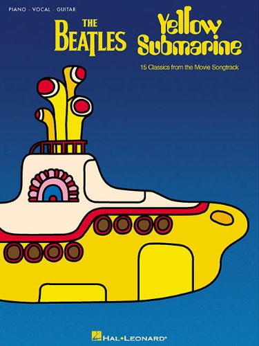 9780634010361: The Beatles: Yellow Submarine : Piano, Vocal, Guitar