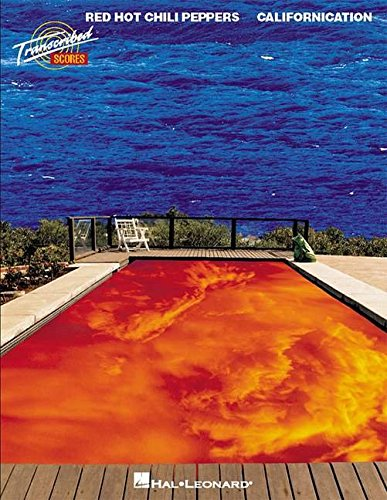 9780634010392: Red Hot Chili Peppers Californication (Transcribed Scores) Band