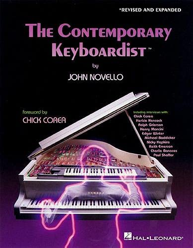 9780634010910: CONTEMPORARY KEYBOARDIST MANUAL