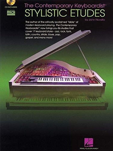 9780634010927: The Contemporary Keyboardist: Stylistic Etudes