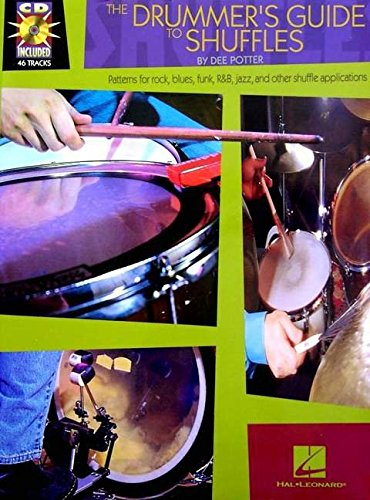 9780634010989: The Drummer's Guide to Shuffles
