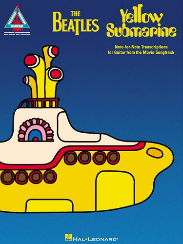 9780634011016: The Beatles Yellow Submarine: Note-For Note Transcriptions for Guitar from the Movie Songtrack