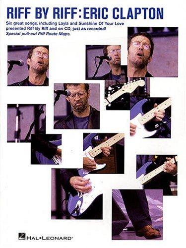 9780634011283: Riff by Riff: Eric Clapton