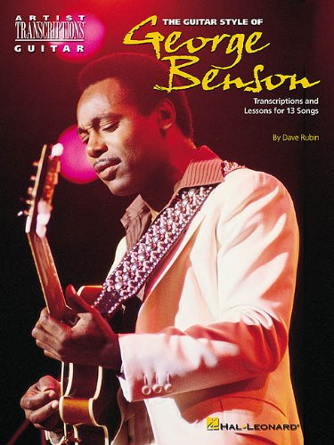 9780634011320: The Guitar Style of George Benson