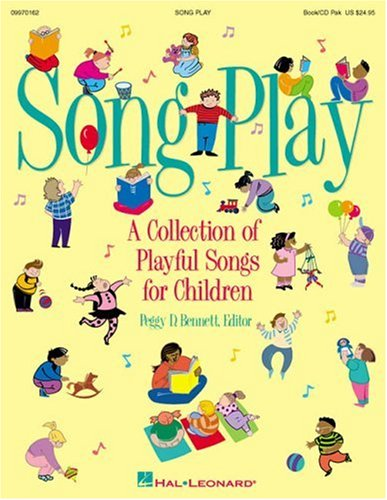 9780634011573: Songplay: A Collection of Playful Songs for Children Ages 4-7 (Expressive Art (Choral))