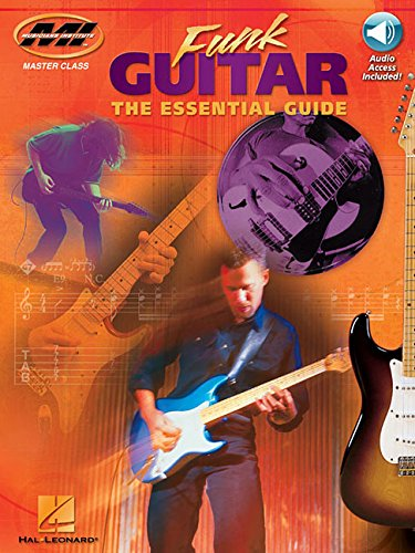 9780634011689: Funk Guitar: The Essential Guide (Private Lessons) Book & Online Audio