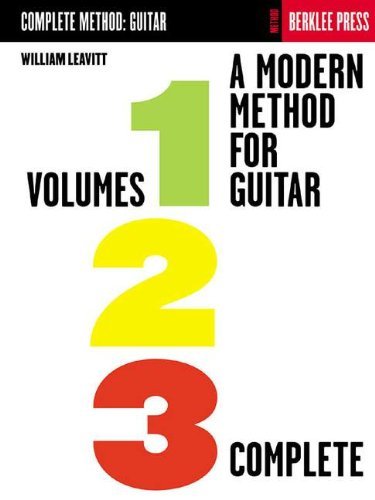 9780634012334: Modern Method for Guitar: Volumes 1, 2, 3 Complete