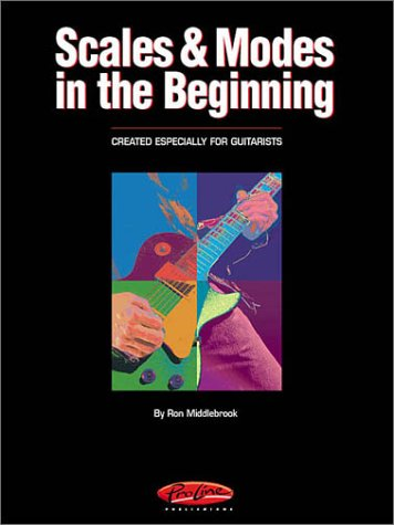 9780634012532: Scales and Modes in the Beginning (Guitar Center Proline Series)