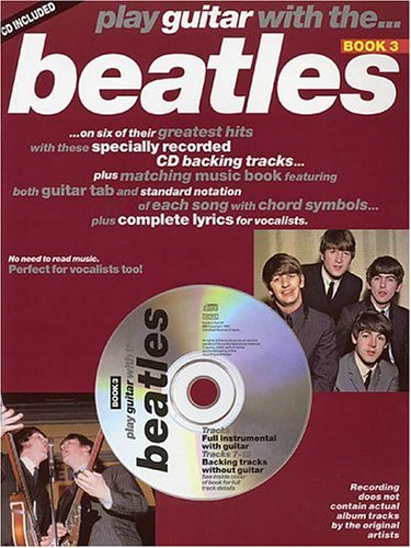 9780634012617: Play Guitar With the Beatles: 3
