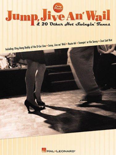 Jump, Jive An Wail (0634012681) by Leonard, Hal