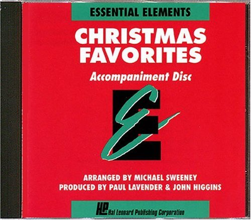 9780634012815: Essential Elements Christmas Favorites
