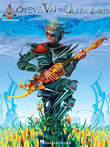 9780634012846: Steve Vai - The Ultra Zone (Guitar Recorded Versions)
