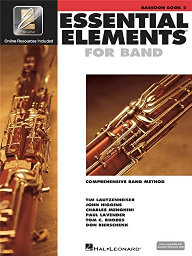 9780634012877: Essential Elements for Band - Book 2 With Eei Basson +Enregistrements Online