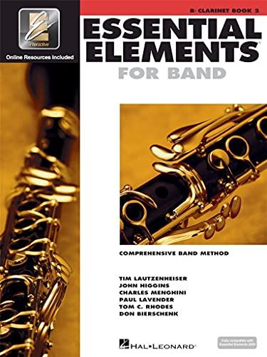 9780634012884: Essential Elements 2000: Comprehensive Band Method, Bb Clarinet Book 2
